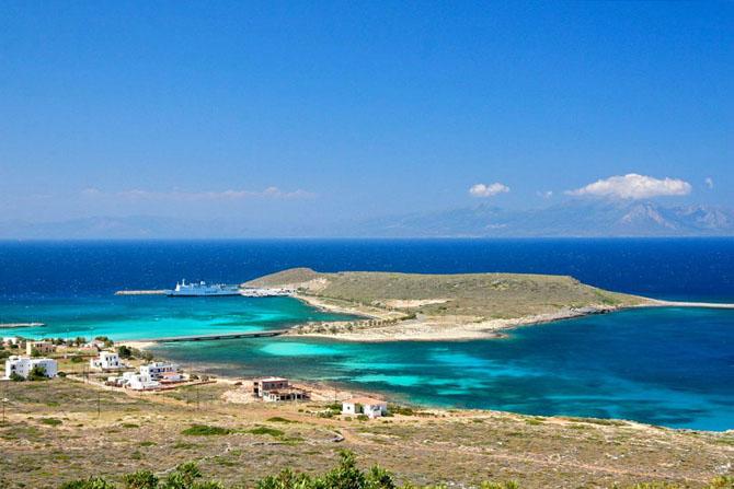 Diakofti, Beaches, wondergreece.gr