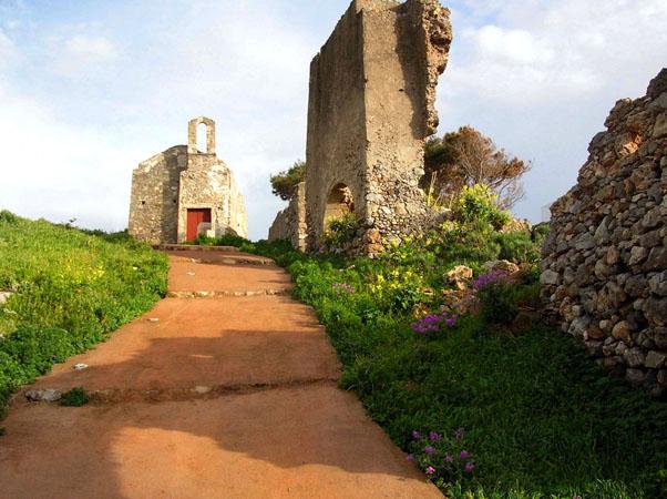 Castle of Chora, Castles, wondergreece.gr