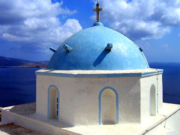 Agios Georgios of the Castle , Churches & Monasteries, wondergreece.gr