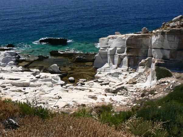 Ancient Aliki, Archaelogical sites, wondergreece.gr