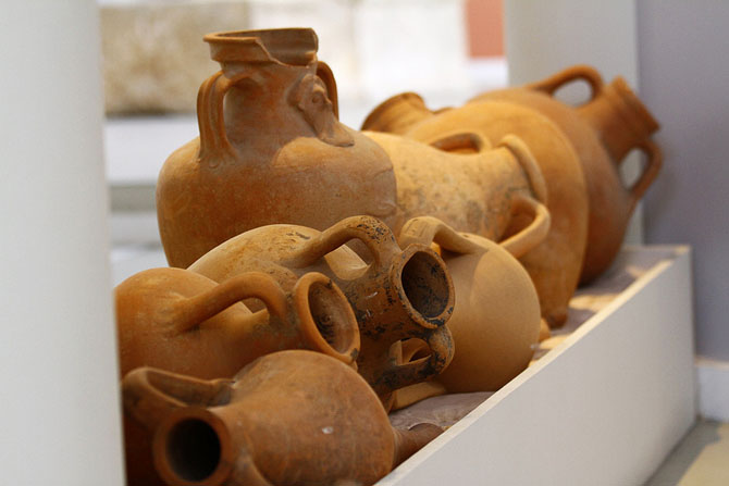 Archaeological Museum of Thassos, Museums, wondergreece.gr