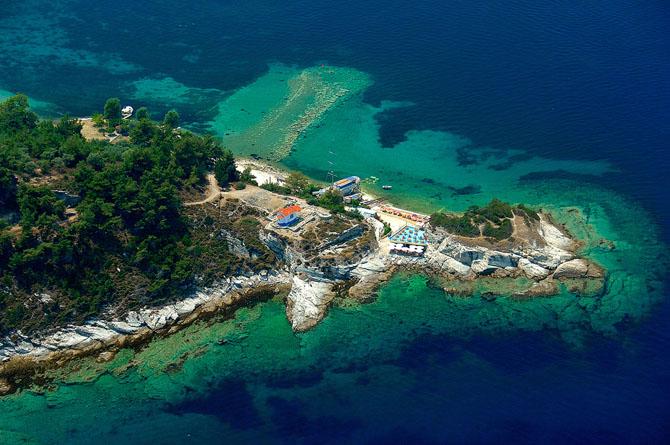 Agii Apostoli, Churches & Monasteries, wondergreece.gr