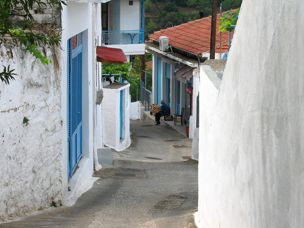 Kallirachi, Main cities & villages, wondergreece.gr