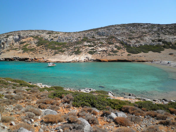 Isle Kounoupi , Monuments & sights, wondergreece.gr