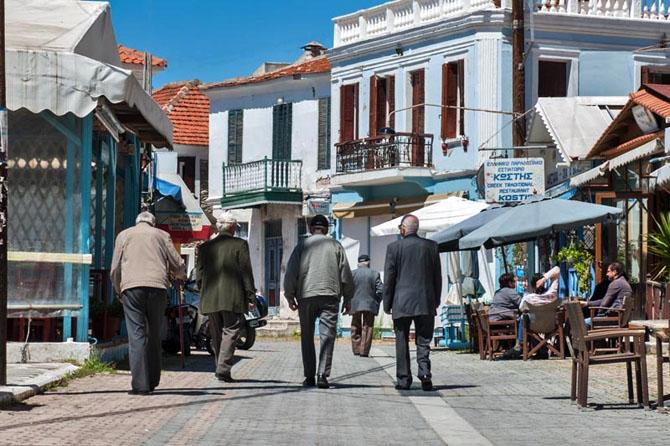 Thassos (Limenas), Main cities & villages, wondergreece.gr