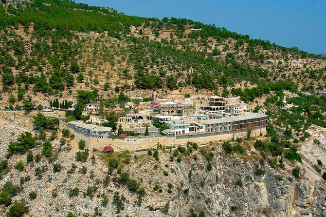 Monastery of Archangel Michael, Churches & Monasteries, wondergreece.gr