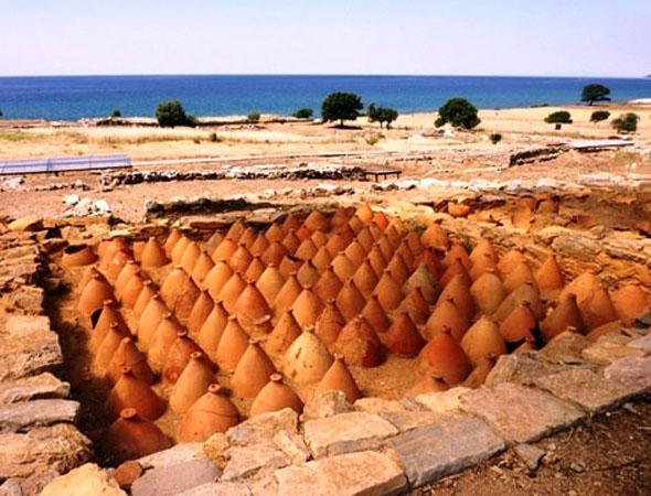 Αρχαιολογικός χώρος Μεσημβρίας - Ζώνης, Αρχαιολογικοί Χώροι, wondergreece.gr