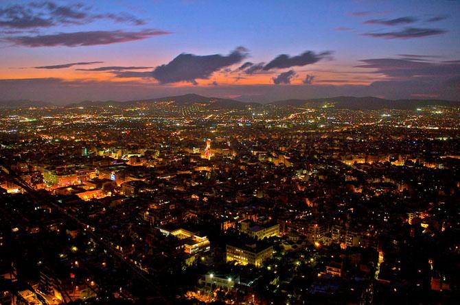 Athens, Main cities & villages, wondergreece.gr
