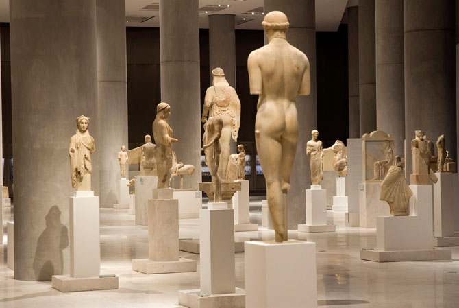 Acropolis Museum, Museums, wondergreece.gr
