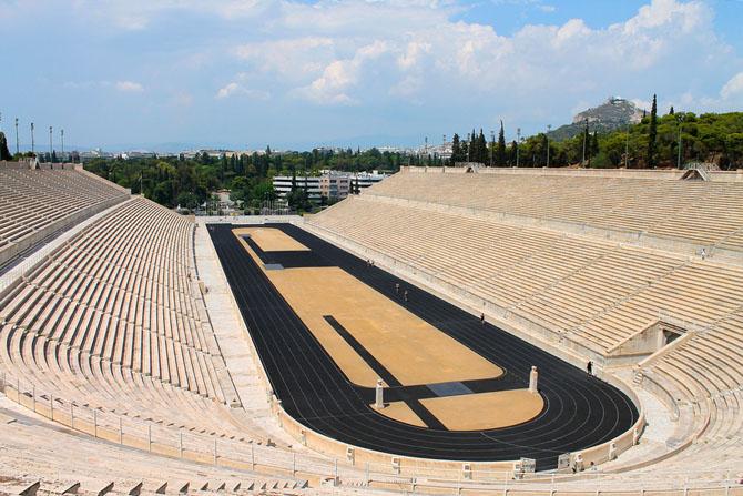 Kallimarmaro, Monuments & sights, wondergreece.gr