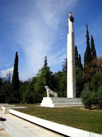 Pedion Areos , Monuments & sights, wondergreece.gr