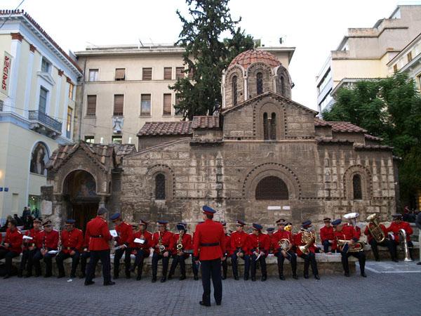 Panagia Kapnikarea, Churches & Monasteries, wondergreece.gr