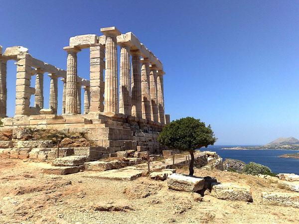 Temple of Poseidon in Sounio, Archaelogical sites, wondergreece.gr