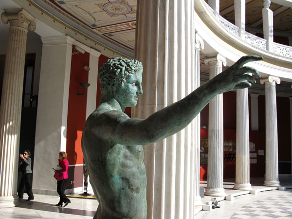 Zappeio, Monuments & sights, wondergreece.gr