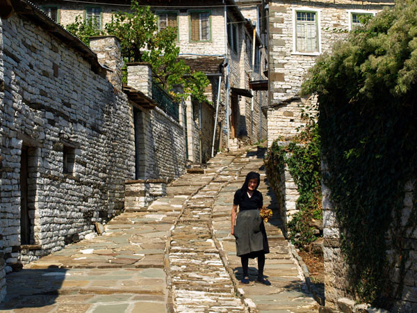 Dilofo, Main cities & villages, wondergreece.gr