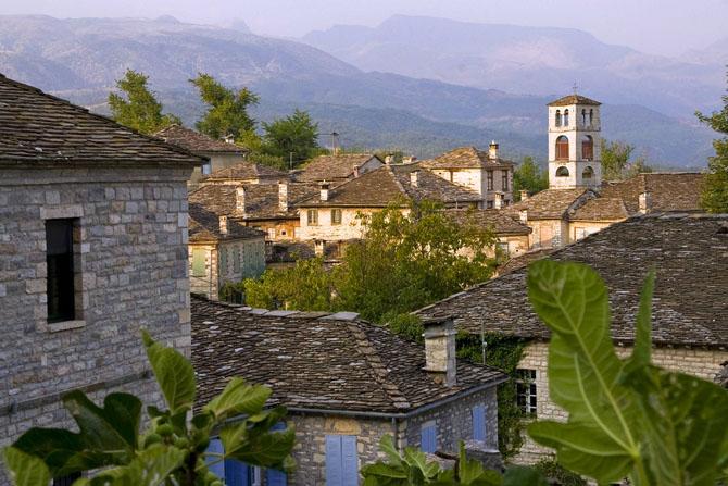 Dilofo, Main cities & villages, wondergreece.gr