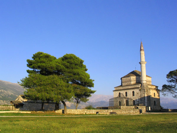 Fetihie Mosque, Monuments & sights, wondergreece.gr