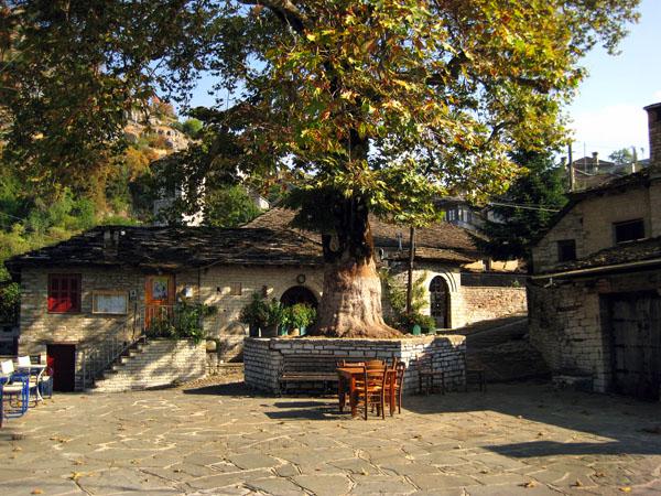 Kapesovo, Main cities & villages, wondergreece.gr