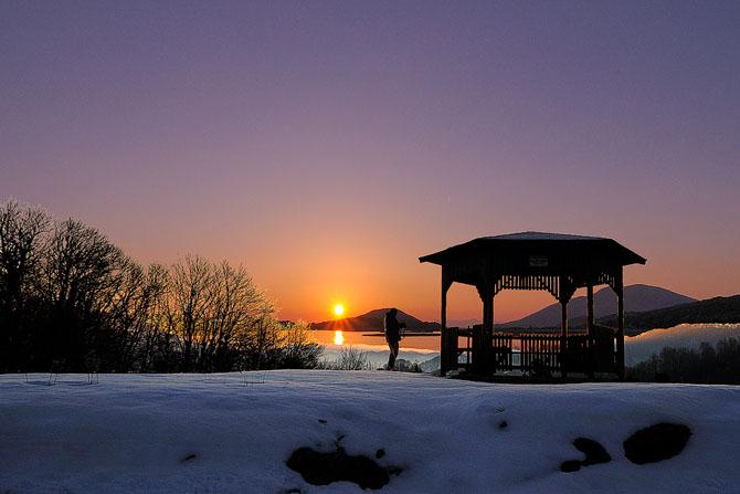 Aoos springs Lake , Lakes, wondergreece.gr