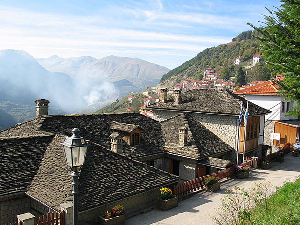 Metsovo, Main cities & villages, wondergreece.gr