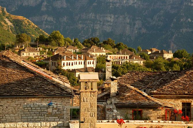 Mikro & Megalo Papingo, Main cities & villages, wondergreece.gr