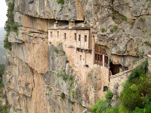 Kipina Monastery, Churches & Monasteries, wondergreece.gr