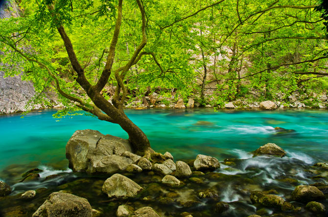 Voidomatis, Rivers, wondergreece.gr
