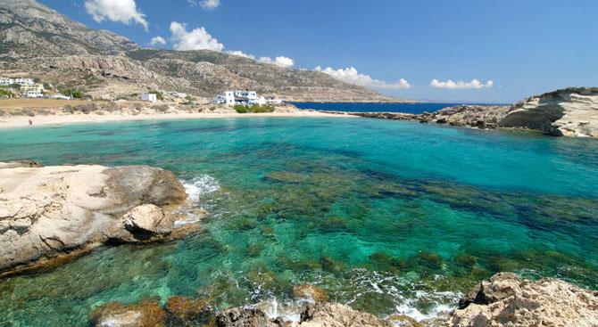 Ammos - Xenona, Beaches, wondergreece.gr