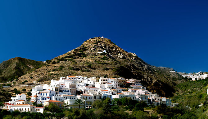 Aperi, Main cities & villages, wondergreece.gr