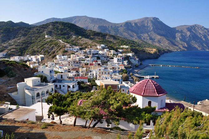 Diafani, Main cities & villages, wondergreece.gr