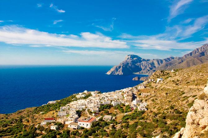 Mesochori, Main cities & villages, wondergreece.gr