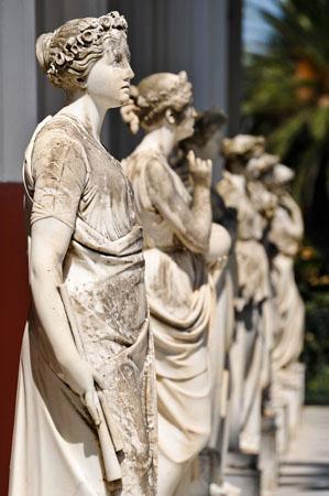 Achillion, Museums, wondergreece.gr
