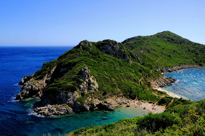 Afionas, Beaches, wondergreece.gr