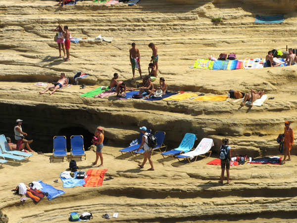 Canal D'amour , Beaches, wondergreece.gr