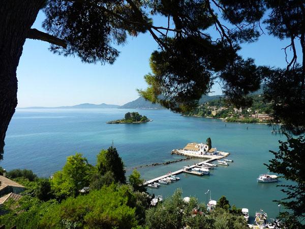 Kanoni , Main cities & villages, wondergreece.gr