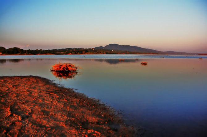 Lagoon Korission, Lakes, wondergreece.gr