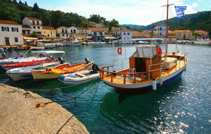 Longos, Main cities & villages, wondergreece.gr