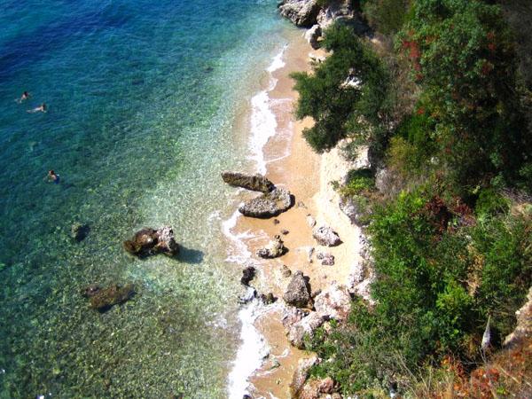 Barbati, Beaches, wondergreece.gr