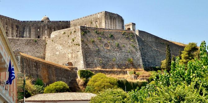 Νew Fortress, Castles, wondergreece.gr