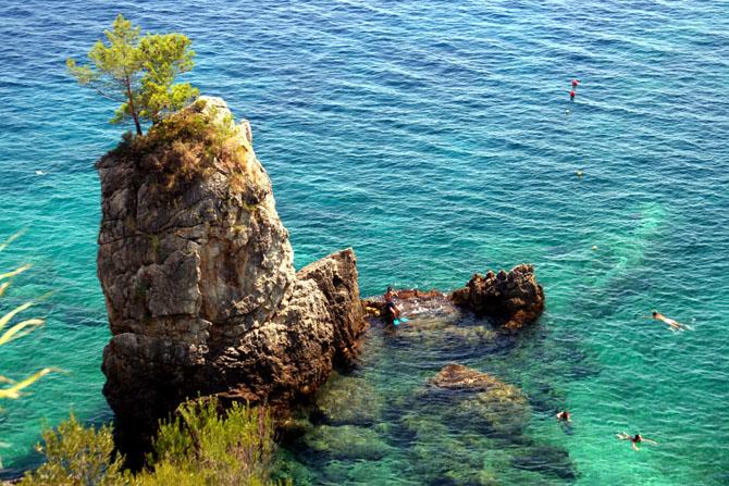 Paleokastritsa, Beaches, wondergreece.gr