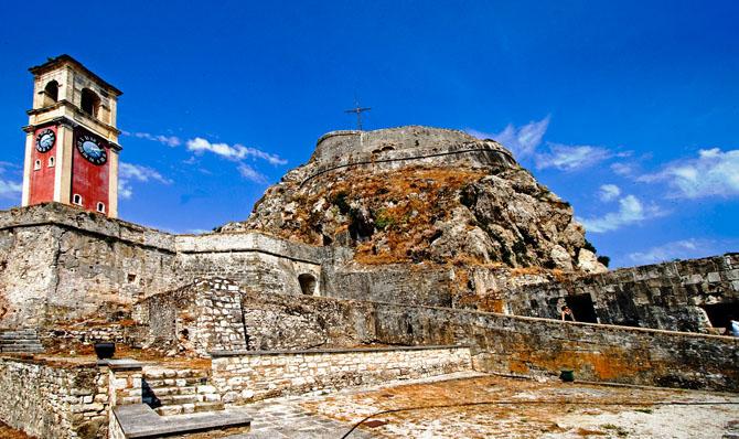 Old Fortress, Castles, wondergreece.gr