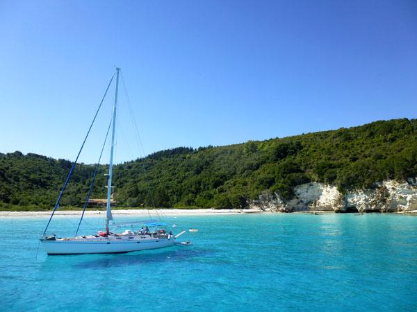 Vrika, Beaches, wondergreece.gr