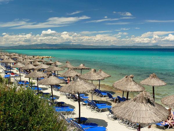 Afytos, Beaches, wondergreece.gr