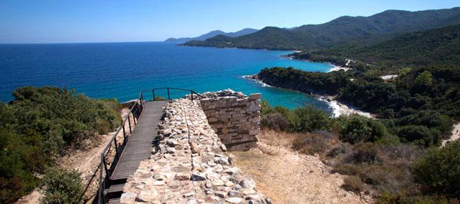 Ancient Stagira, Archaelogical sites, wondergreece.gr
