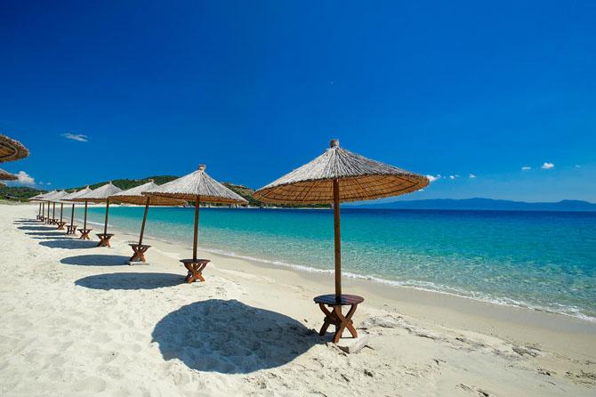 Alikes - Ammouliani, Beaches, wondergreece.gr