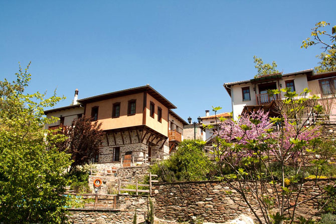 Arnea, Main cities & villages, wondergreece.gr