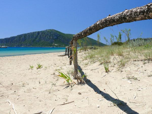 Χρυσή Ακτή–Διβάρι , Παραλίες, wondergreece.gr