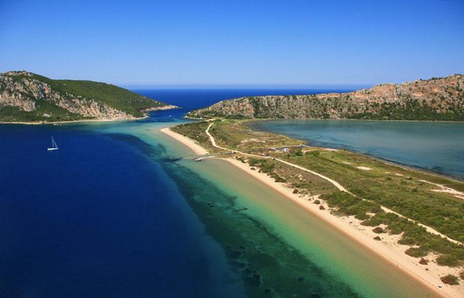 Χρυσή Άμμος, Παραλίες, wondergreece.gr