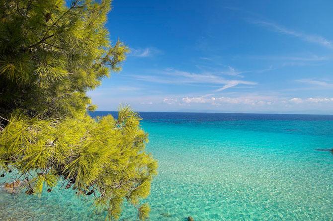 Kavourotripes, Beaches, wondergreece.gr