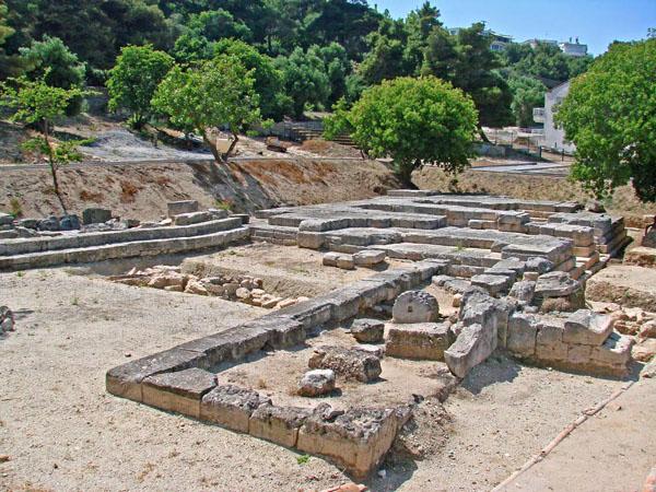 Temple of Zeus Ammon, Archaelogical sites, wondergreece.gr
